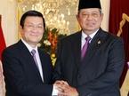 VN-Indonesia là đối tác chiến lược