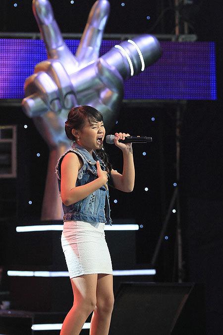 Ngọc Duy, Giọng hát Việt nhí, The Voice Kid