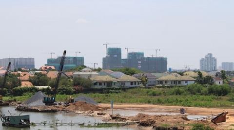 bất động sản, thu hồi dự án, luật đất đai, thiệt hại, địa ốc