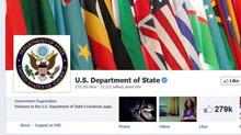 Bộ Ngoại giao Mỹ chi gần triệu đô 'câu like' trên Facebook?