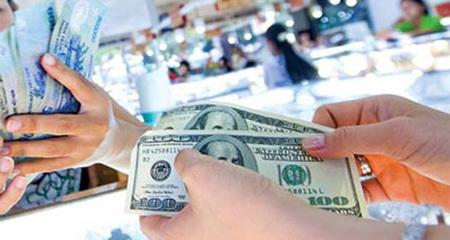 tỷ giá, USD, VND, găm giữ, ngoại tệ, thị trường, can thiệp, ngân hàng, áp lực, nhu cầu, xuất khẩu, nhập khẩu, nhập siêu.
