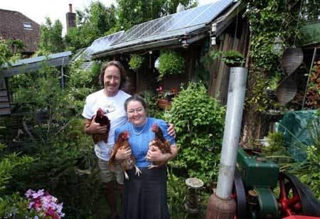 Gia đình người Anh sống sung túc với 1,6 triệu đồng/năm