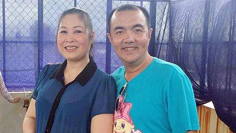 Hồng Vân, Quốc Thuận kể chuyện 'vợ chồng son'