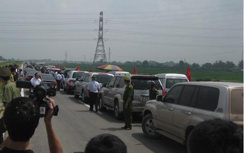QL3, Hà Nội - Thái Nguyên, Bộ GTVT