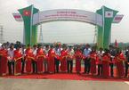 Thông xe đường cao tốc QL3 mới Hà Nội – Thái Nguyên