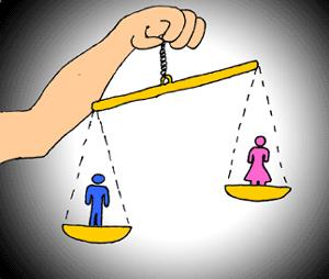 bình đẳng giới, Tây