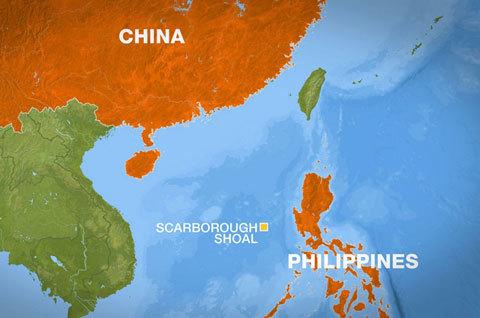 Trung Quốc, Philippine, biển Đông