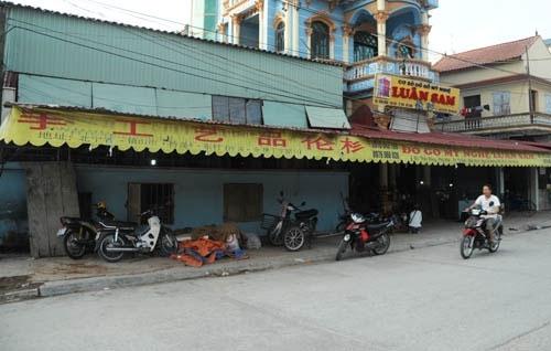phố Tàu, Quảng Ninh, Hải Phòng, Hà Tĩnh, Bình Dương