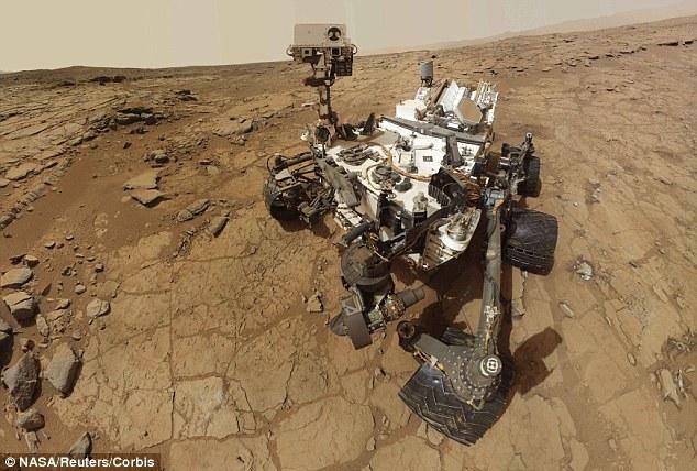 Trên Sao Hỏa từng có nhiều ôxy hơn Trái đất, lượng oxy tở sao hỏa