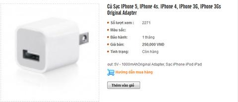 sạc nhái, chính hãng, iPhone, Apple, an toàn
