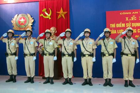CSGT, CA Hà Nội; Thiếu tướng Nguyễn Đức Chung