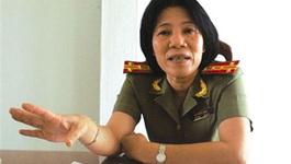 Chuyện về nữ tướng công an Việt Nam đầu tiên