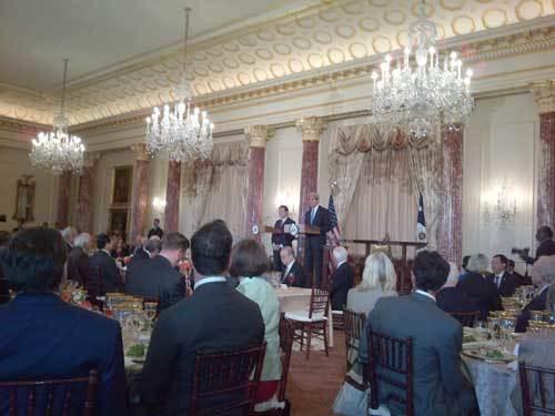 Mỹ, Việt Nam, John Kerry, Trương Tấn Sang