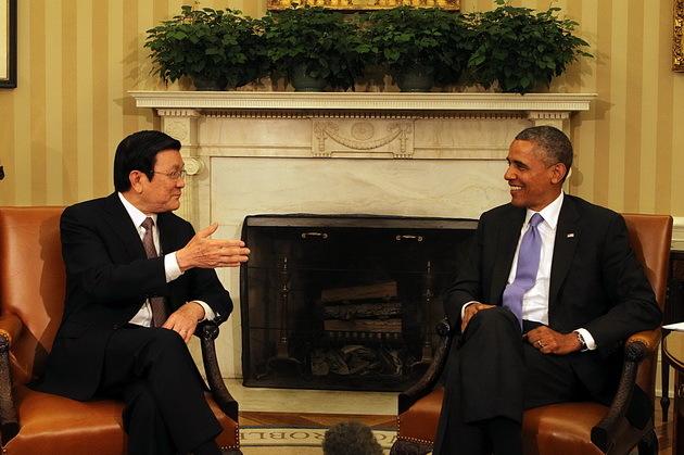 Tổng thống Obama sẽ thăm Việt Nam