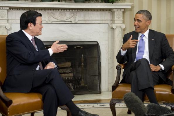 Quan hệ Việt Nam - Hoa Kỳ sang trang mới