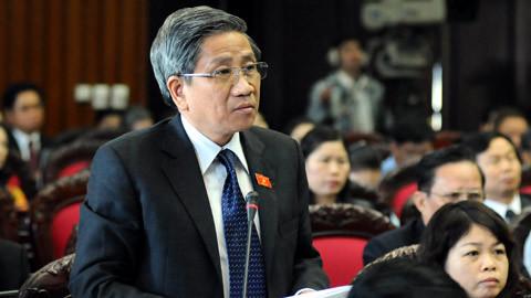 ĐBQH, đại biểu, Nguyễn Minh Thuyết, Quốc hội