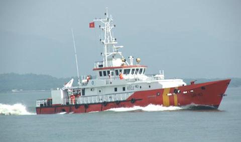Chìm tàu ở Cần Giờ, 9 người mất tích