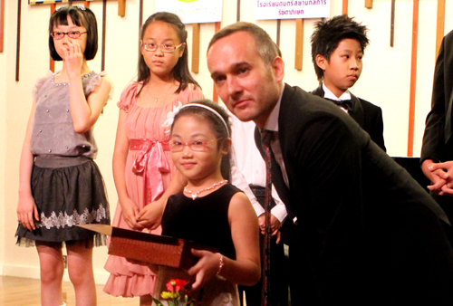 Việt Nam đoạt giải nhất cuộc thi piano quốc tế Mozart