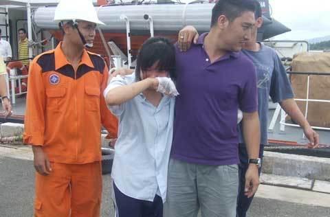 Nỗ lực cứu nạn vụ chìm tàu ở Cần Giờ