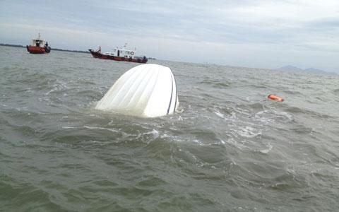 Cần Giờ, tai nạn, tầu biển, mất tích
