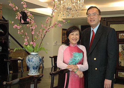 Lời tạm biệt của Tổng lãnh sự người Mỹ gốc Việt
