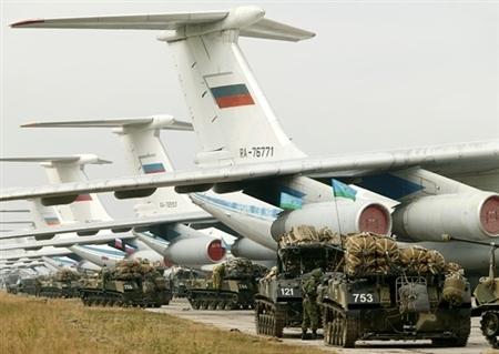 Quân Sự, Nga, Trung Quốc, Tập trận,