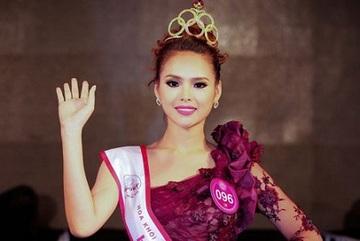 Lại Hương Thảo chưa được cấp phép thi Miss World