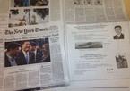 Con tỉ phú TQ quảng bá chủ quyền trên báo Mỹ