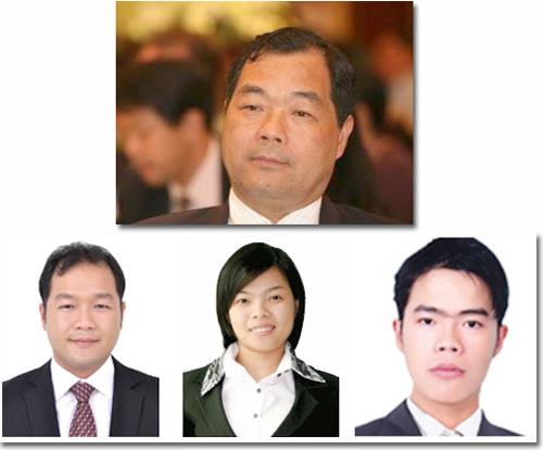 Hổ tử nhà Trầm Bê, Trầm Trọng Ngân giàu nhất Việt Nam