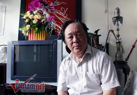 NSND Trung Kiên: Quốc Trung không tham gia The Voice thì hơn