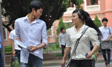 ĐHQG Hà Nội công bố điểm chuẩn, xét tuyển 233 chỉ tiêu NV2
