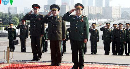 Nga, quân sự, quốc phòng, vũ khí, Phùng Quang Thanh, chủ quyền, hải quân