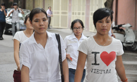 Điểm chuẩn ĐH TDTT, Quốc tế Sài Gòn