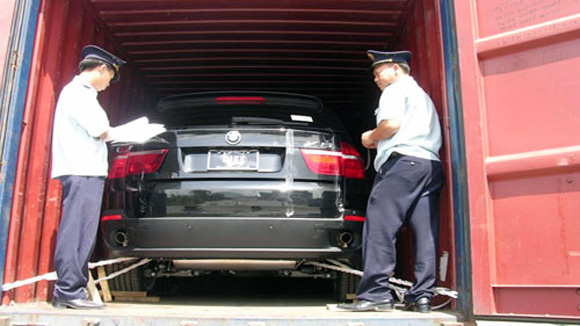 siêu xe, trốn thuế