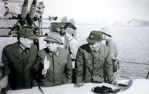 Võ Nguyên Giáp, biển đảo, Biển Đông, Trường Sa, hải quân, chủ quyền