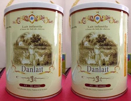 sữa bột, sữa nước, Danlait, melamine, trẻ em, sữa nội, công ty Mạnh Cầm