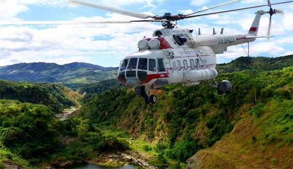 Đại gia Việt chi 200 triệu/giờ thuê trực thăng ngắm cảnh