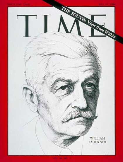 William Faulkner, Nắng tháng 8, Âm thanh và cuồng nộ