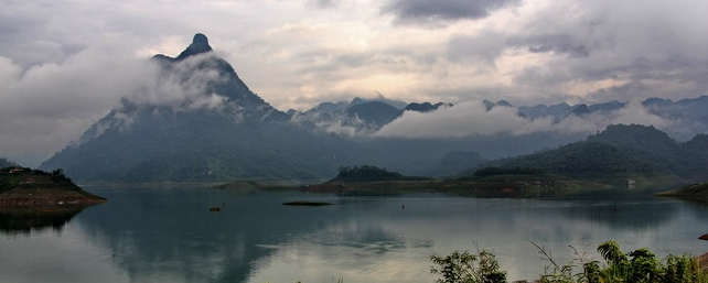 Pắc Tạ, vú của trời, Tuyên Quang, Nà Hang