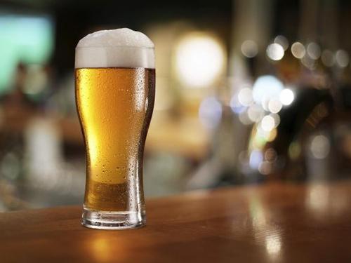bia, khô, uống liền