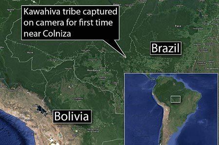 thổ dân, rừng già Amazon, Brazil, bộ lạc, cách ly thế giới bên ngoài, hiếm gặp