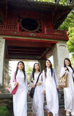 Hà Nội, tình yêu, quê hương, tự hào, nỗ lực, học