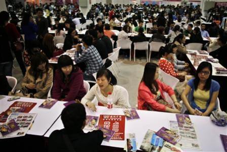 500.000 gái giỏi, giàu ế nhăn ở Trung Quốc