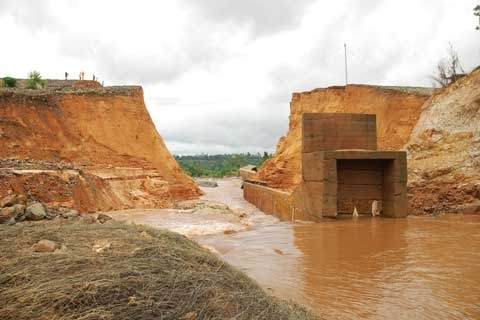 vỡ đập thủy điện Ia Krêl 2, chưa khắc phục, hậu quả, nạn đói, Gia Lai