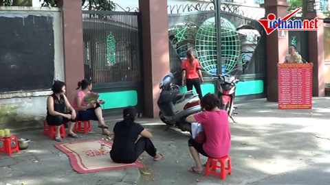 THPT Dn lp Phng Nam, i n, hiu ph, Trng Th Hi Yn