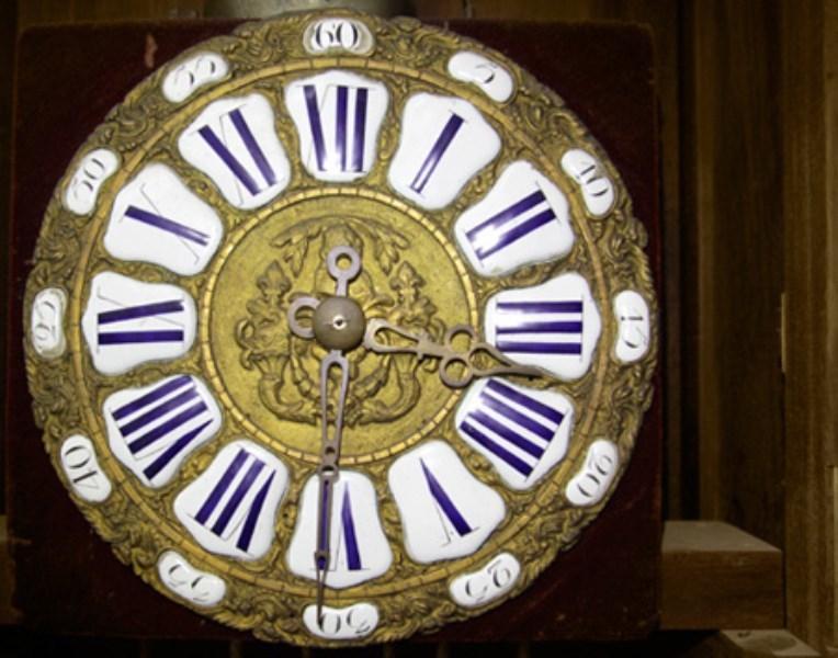 thú chơi, đồng hồ cổ