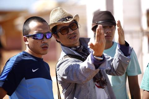 Lửa Phật, Dustin Nguyễn, phim hành động, giả tưởng, phim Việt