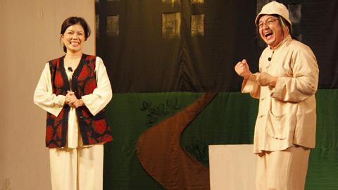 Chí Trung 'cười' với đêm tân hôn