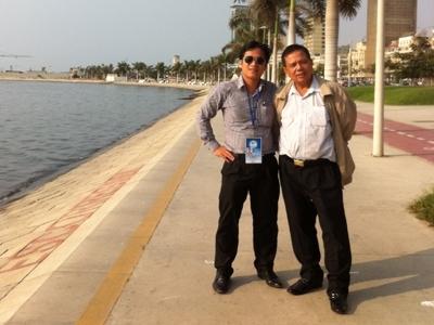Đại gia Việt cứu Angola, đưa vạn người sang châu Phi