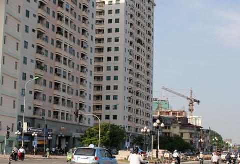 chung cư, dự án, căn hộ, chào bán, giá nhà đất, bất động sản, doanh nghiệp bất động sản, gói tín dụng 30.000 tỷ đồng,
